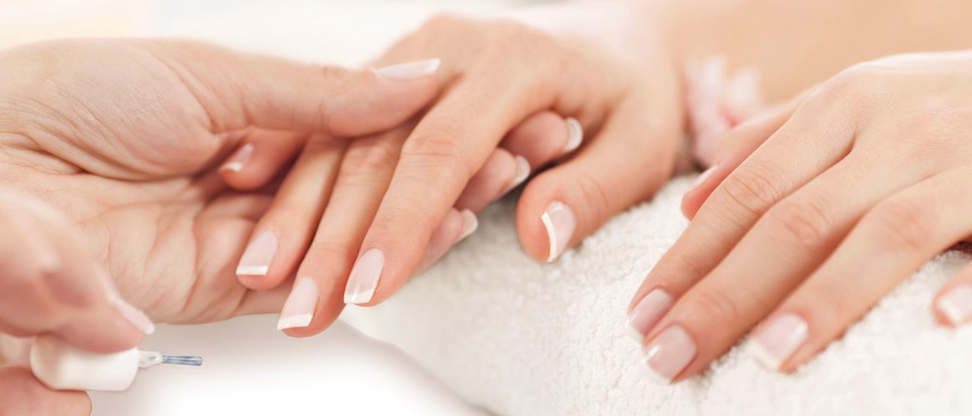 the upper hand manicure BlissSpa
